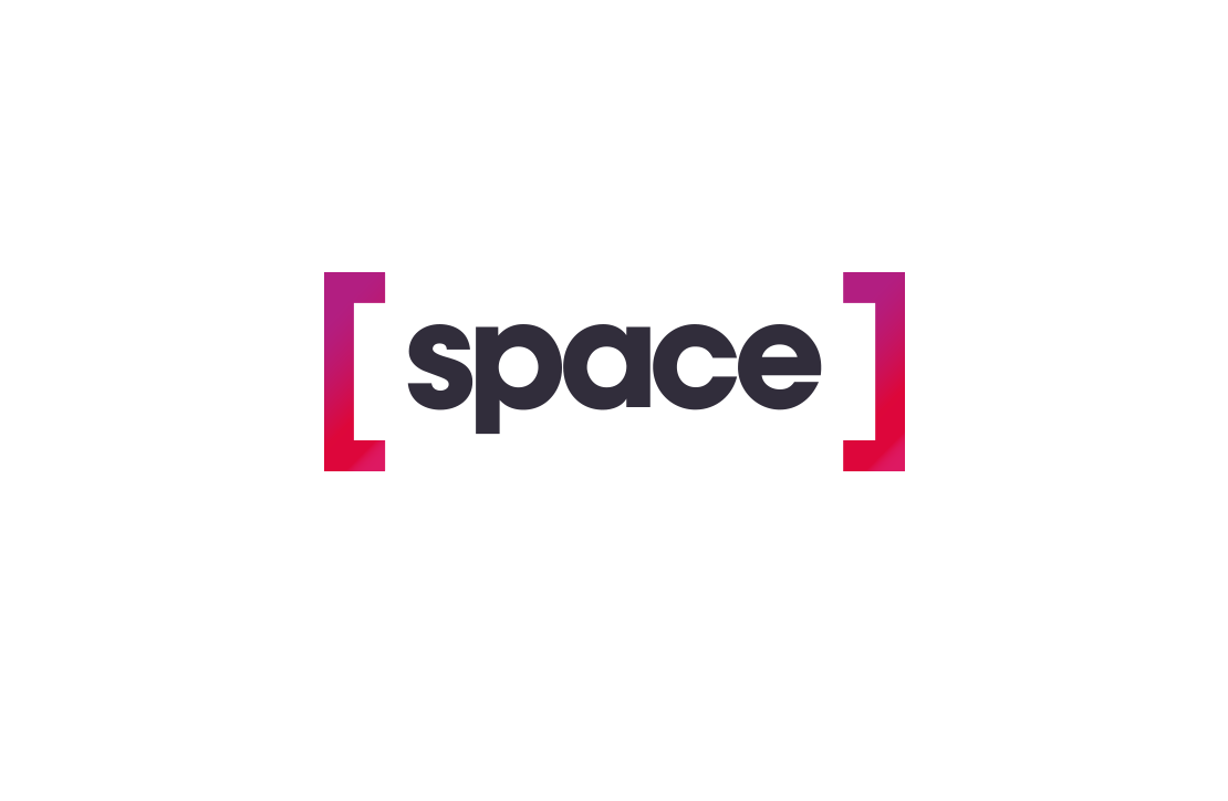 Space nightclub logo