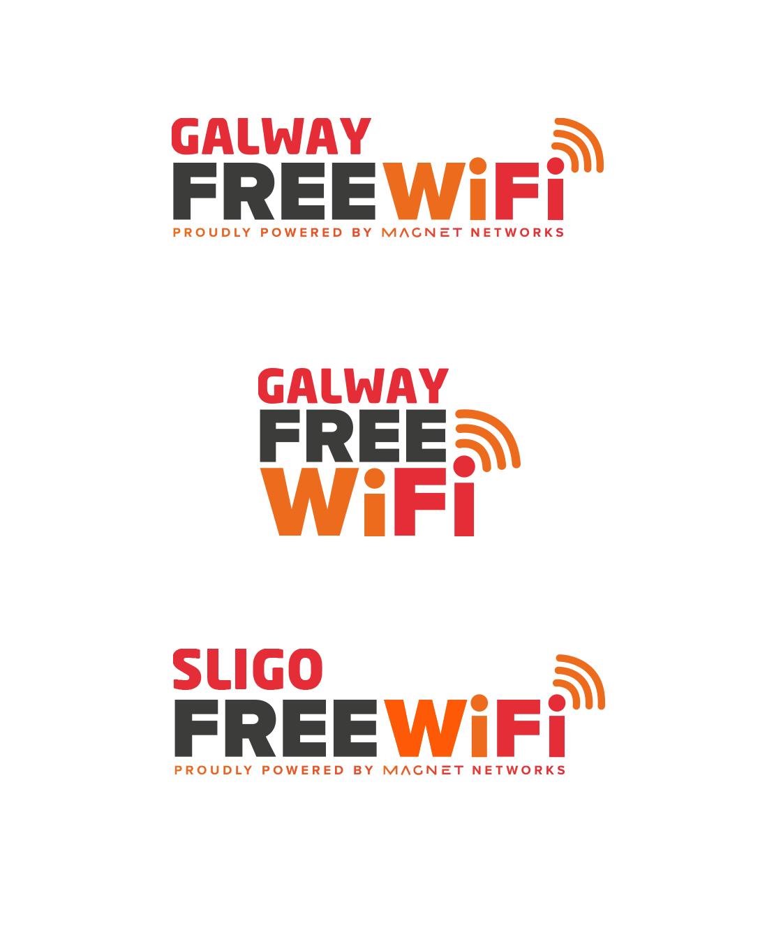 Galway Free WiFi Logo
