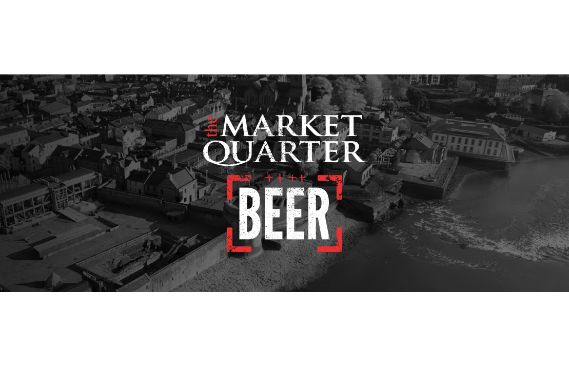 The Market Quarter Beer Logo