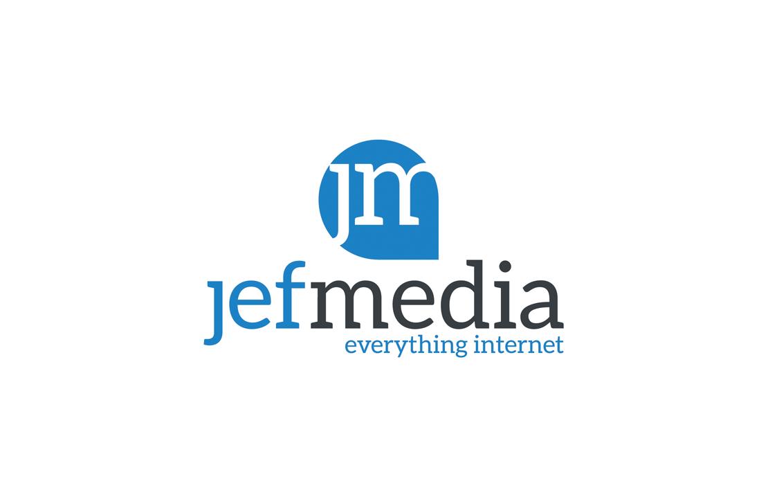 Jef Media logo