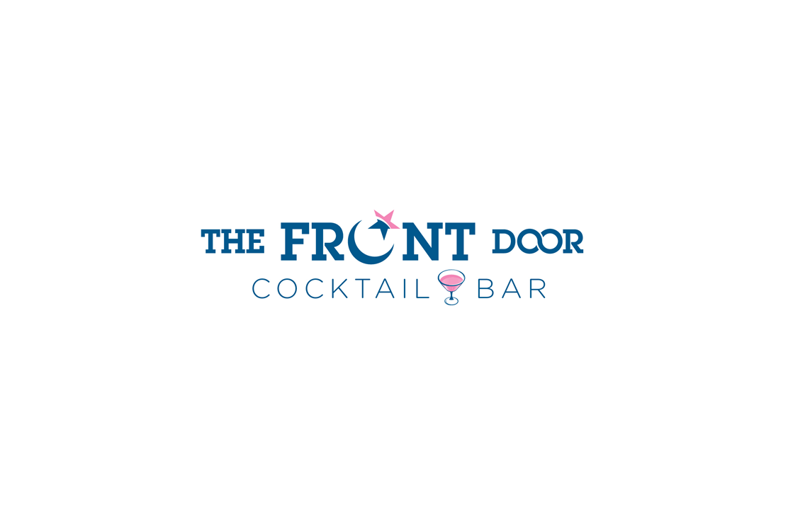 Front Door Cocktail Bar Logo