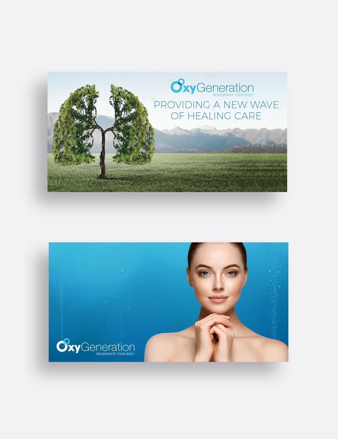 OxyGeneration Social media Assets