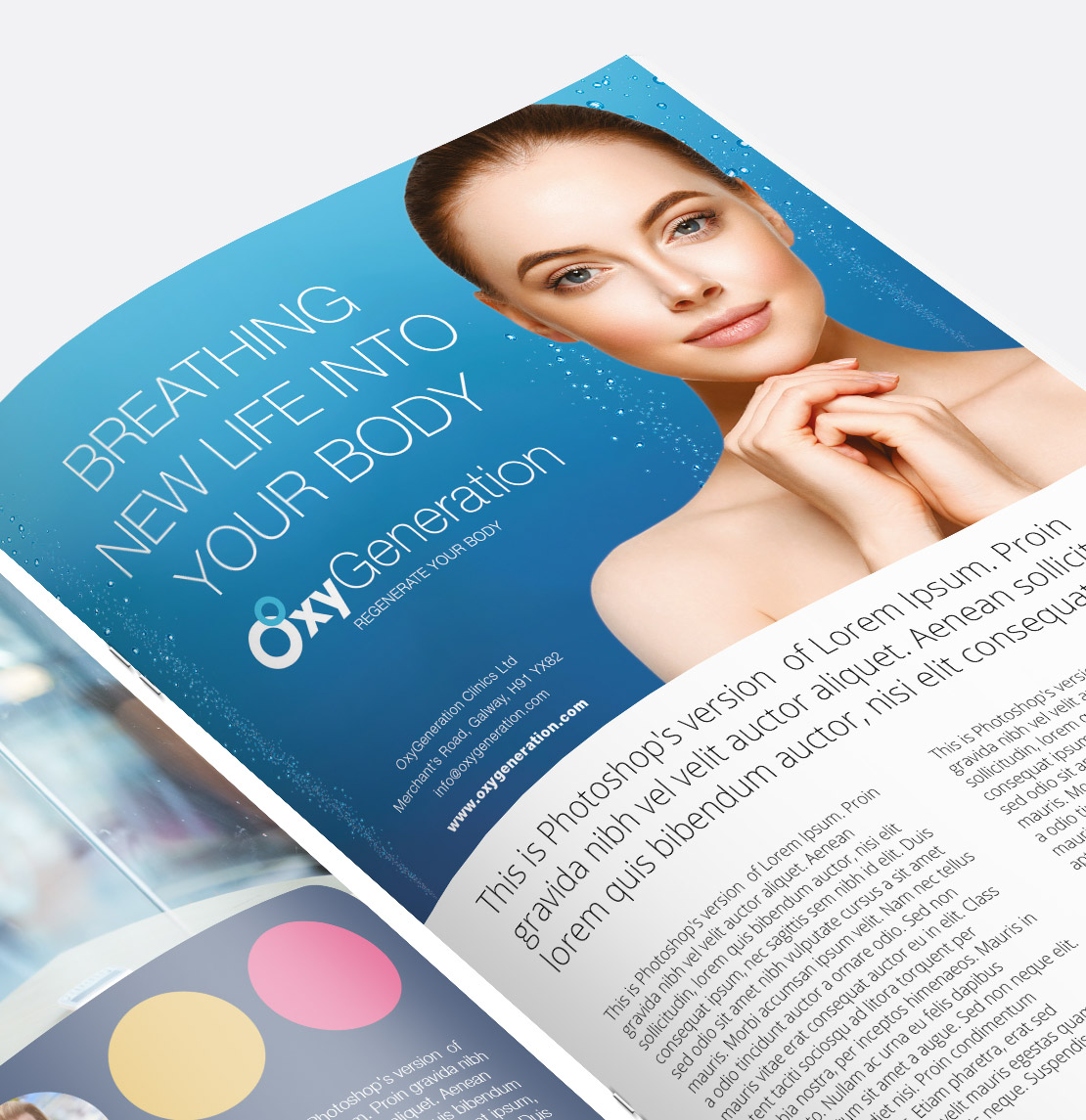 OxyGeneration Magazine Ad